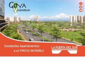Cedo Cesión de Derechos Apartamento Proyecto Goya