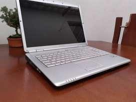 Portatíl USADO DELL inspiron 1525 Core2 Duo 500gb 3Ram WIN10 Pro.