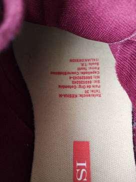 Zapatos BOSI para niña