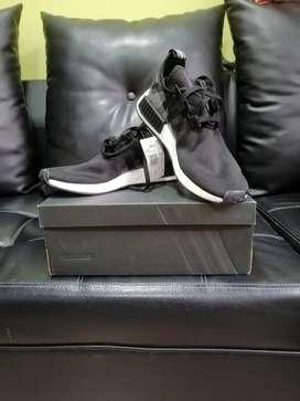Zapatillas adidas originales NMD_R1 negras us: 11.5