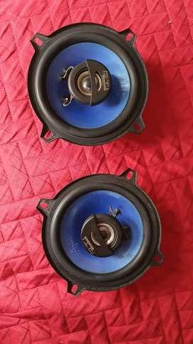 Parlantes 240w  y Antena para Twingo