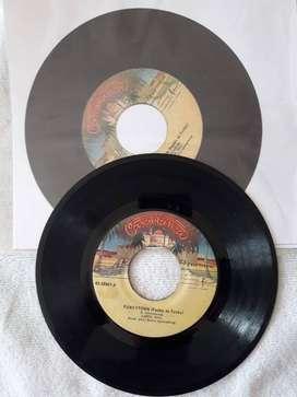 disco de acetato de 45 rpm de STEVE GREENBERG