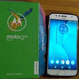 Vendo Motorola G5 Splus