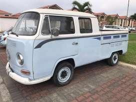 Camioneta D/C kombi 1970