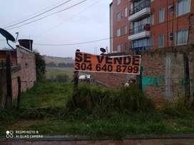 excelente lote ubicado en el municipio de zipaquira barrio san antonio