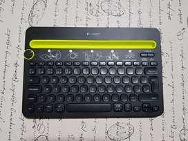 Vendo Teclado Bluetooth Logitech K480 - Como nuevo