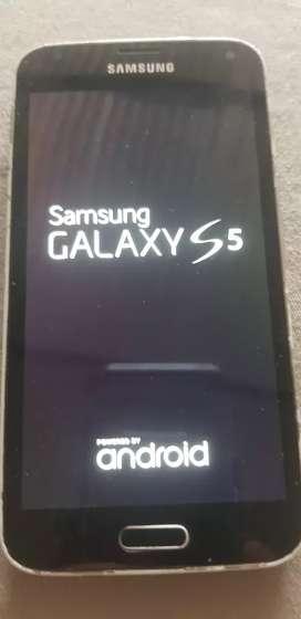 Samsung 5 normal de 16 y