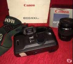 CAMARA DE FOTOS REFLEX CANON EOS100 QD