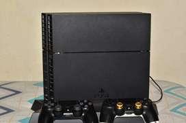 VENTA PS4 más cooler y mandos