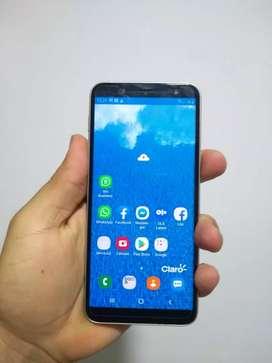 Vendocambio Samsung J6 normal doble sim