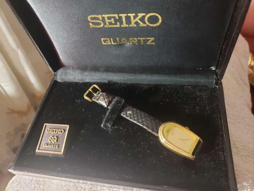 Reloj Seiko Quartz 0