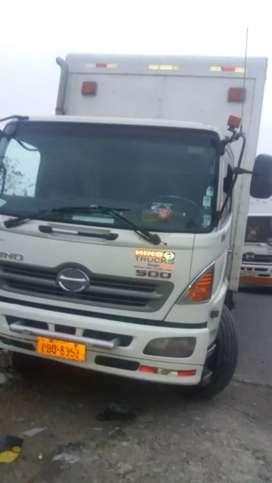 Camion Hino GH TIPO FURGON MODELO GH1JMUA