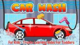 mr shampi car wash