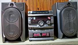 Equipo De Musica Sony Gr8000 1997 Hifi 2800 Watts