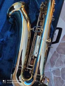 Vendo saxofón tenor Yamaha yts32