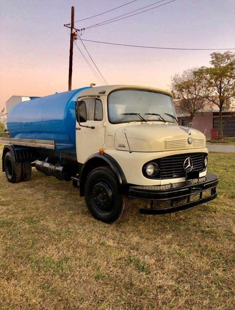 Mercedes benz 1114 atmosferico 0