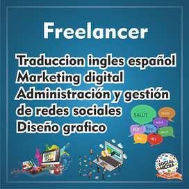 Traducción ingles español