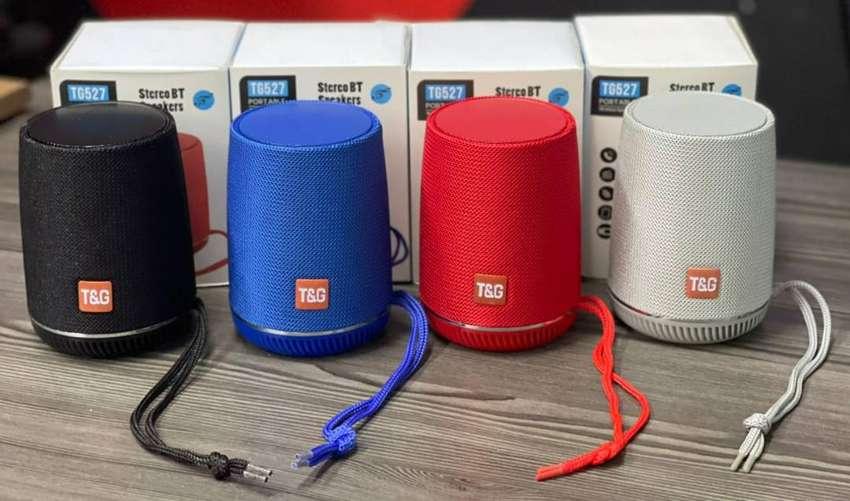 Parlante Portátil Bluetooth Tg527