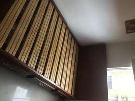 Vendo Cama semi-doble (190x120) madera 100%