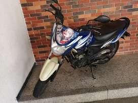 Suzuki 110 hayate 2015  negociable