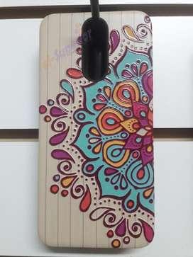 Funda Tpu Antigolpe Huawei Mate 10 Lite Diseño 22 Obelisco