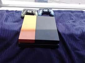 Vendo play 4 2controles juegos