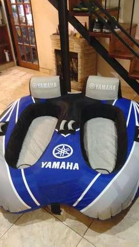 Kamikaze Yamaha para Dos personas!
