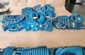 Máscaras mayas Chichén Itzá