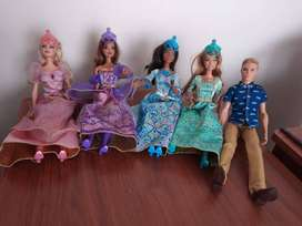 Barbies Originales