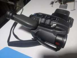 Cámara de vídeo Panasonic.