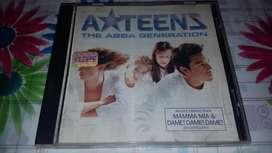 A-teens The Abba Generation (cd) (arg) 1era Ed