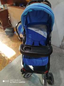 Coche Infanti europeo