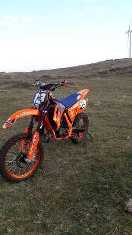 Vendo ktm85 2t 2008 impecable