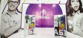 Smartphone Samsung Galaxy A51 | 128GB Almacenamiento Interno | 4GB RAM | Negro
