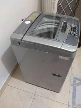 venta lavadora lg 19 libras