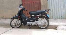 Moto lineal 100cc
