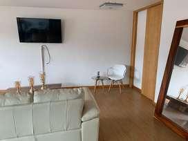 Alquiler apartamento amoblado en laureles