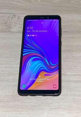 Vendo hermoso Samsung Galaxy A9 en estado 10/10 menos de un año de uso.