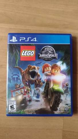 LEGO Jurassic World PS4 juego
