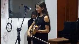 formación en violín todas  las edades