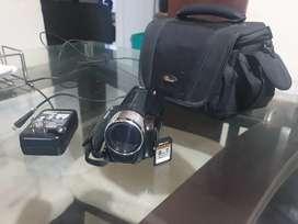 Video camara Canon VIXIA HF R20