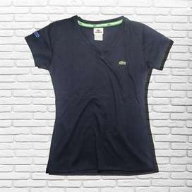 Remeras Mujer Lacoste