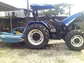 Tractor agrícola NEW HOLLAND TL95