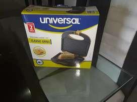 Sanduchera Universal Nueva