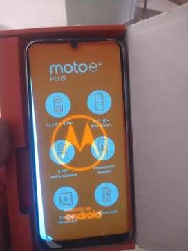 Motorola g6 plus  edición especial