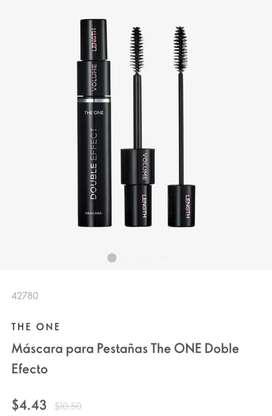 Productos para cuidado personal y maquillaje