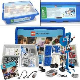 Robots Set Lego Education Máquinas Motorizadas 9686 Niños 8+