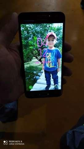 Se vende o se cambió Samsung Galaxy j5 prime azul