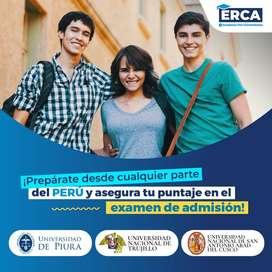 PREPRACIÓN ACADEMIA - 100% CLASES EN VIVO - ACADEMIA ERCA