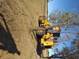 Pala cargadora MOD2009 JOSTI 4X4 BALDE 2 METROS